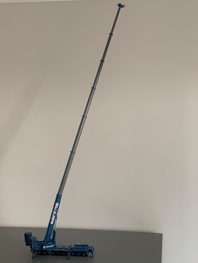 Reaches 95cm Long!